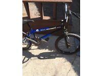 BMX stunt bike £25