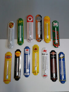 PORCELAIN  THERMOMETERS