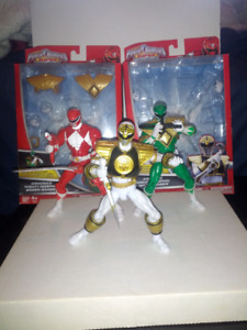 Power Ranger action figures