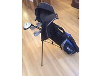 Golf clubs for child age 7 -12