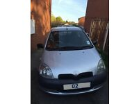 Toyota Yaris 1.0 Petrol ( 02 Plate) Ideal for New Driver