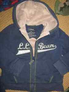 Boys size 4 LLbean clothing, includes a pair of dog slippers St. John's Newfoundland image 3