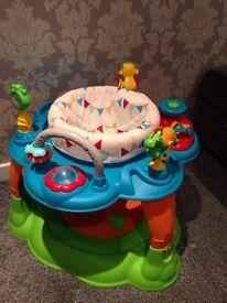 Ladybird Sit & Play Activity Centre