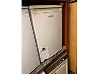 Under the counter fridge with ice box freezer £105