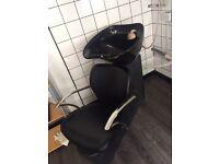 Salon equipment furniture backwash massage waxing couch