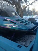 1997 polaris sks 700 for sale.