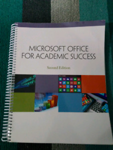 Microsoft Office for Academic Success (2nd Ed)