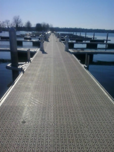 PRIVATE GATED BOAT DOCK FOR SALE
