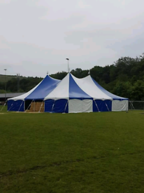 Marquee Hire Festival Wedding Party Tent Stretch