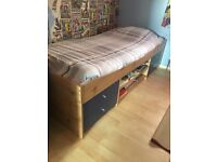 Cabin bed *sold pending collection saturday*
