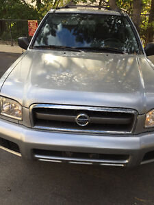 2003 Nissan Pathfinder Chilkoot Edition SUV, Perfect For Winter