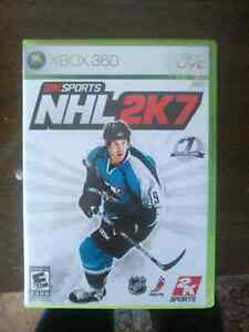 NHL 2K7 for Xbox 360