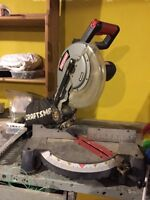 Chop saw craftsman