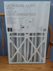 Brand New Electrostatic Pleated Air Filter