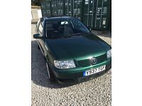 VW POLO MATCH 1.4 Petrol,