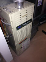 Carrier WeatherMaker 8000 Natural Gas Furnace