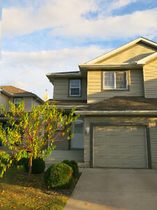 Duplex in Ellerslie Crossing with Finished Basement