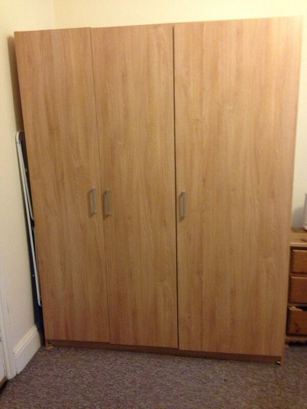 ikea dombas wardrobe in kensington london gumtree. Black Bedroom Furniture Sets. Home Design Ideas