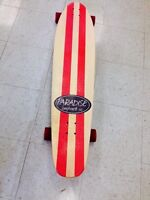 "Paradise Long board like new. 42"""