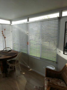 'California Shutters' Type Blinds