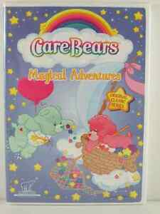 Care Bears DVD Magical Adventures New Sealed Movie