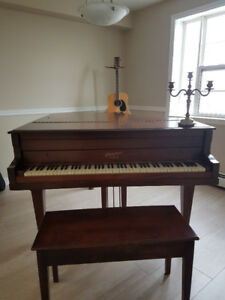 100 year old Baby Grand