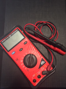 Multimeter - MAC EM700 Digital