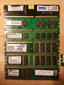 4g RAM sticks for motherboard computers