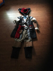 Children's Pirate costume - size 7/8
