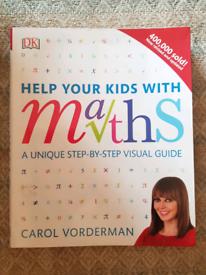 Carol voderman maths book
