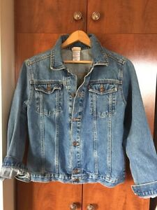 Levi's red tag jean jacket