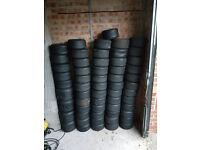 Used GoKart tyres