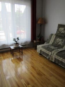 Cherche appartement meublé à Montréal