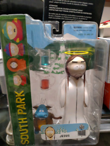 *Unopened* South Park Jesus Action Figure