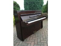 Modern upright piano by Ottostein 3 pedals |Belfast pianos.
