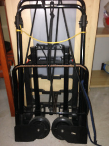 Chariot pliable - neuf