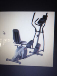 Elliptical/Recumbent-price reduced