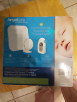 Brand New Sound and Movement Angel Care Monitor