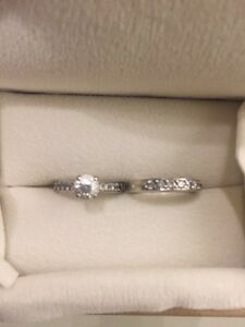Engagement Ring Set - appraised at 6950 Kitchener / Waterloo Kitchener Area image 3
