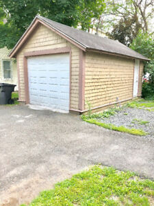 Garage Heavily Renovated Downtown (Open Now) - Heated & Lighted