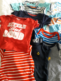 Boys clothes 18-24m and 2-3yrs
