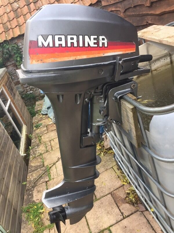 Older 15hp yamaha outboard not peeing