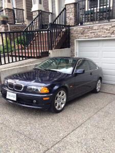 2001 BMW 3-Series 325 ci Coupe (2 door)