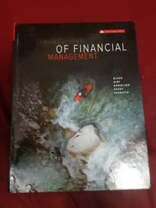 Foundations of Financial Management - 10th Canadian Edition