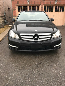 ON SALE! 2012 Mercedes C300 4 Matic AMG Package!