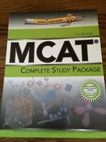 Exam Krackers MCAT Study Materials 7th Edition