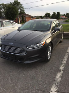 Lease Takeover - 2015 Ford Fusion Peterborough Peterborough Area image 3