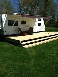 27' Gulf Stream Travel Trailer