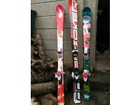 Children's skis for sale various lengths. Brand new never used.