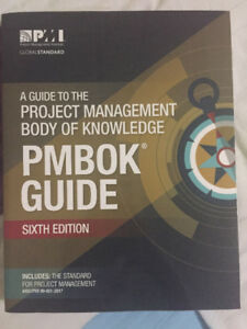 Project Management Body Of Knowledge PMBOK GUIDE - 6th Edition